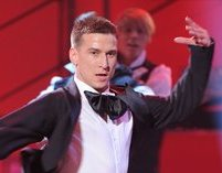 Tomek Barański leci na Broadway