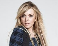 Lindsay Lohan za kratkami