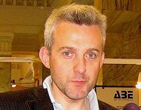 Hubert Urbański w programie rozwrywkowym