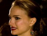 Natalie Portman ze Złotym Globem