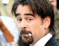 Colin Farrell spędził czas z synem