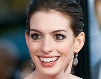 Anne Hathaway wypadła słabo