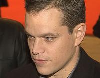 Matt Damon gejem!