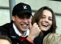 Ksiązę William i Kate Middleton