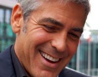 George Clooney zagra geja
