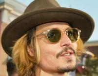 Johnny Depp bał się na planie