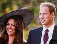 Kate i William w podróży poślubnej