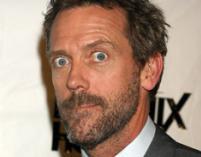 Hugh Laurie kończy z dr. Housem