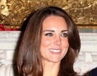 Kate Middleton z wosku