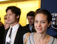 Jolie i Pitt zamieszkają w Londynie?