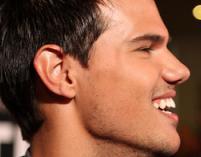Taylor Lautner celuje w Oscara