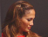 Jennifer Lopez wyróżniona przez Glamour