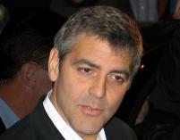 George Clooney ze Złotym Globem