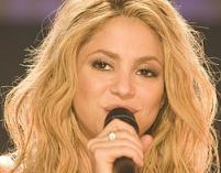 Shakira kibicuje w Polsce