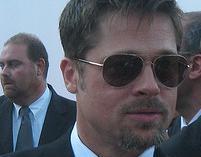 Brad Pitt uwielbia broń