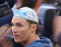 Matthew McConaughey wyczerpany rolą